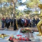 «Урок мужества» на День памяти воинов-интернационалистов