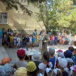 Освящение детского сада №31 «Березка».