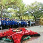 Молебен для кадетских классов