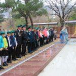 Храмовый праздник пограничников.