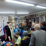 Депутат ЗСК Татьяна Рой посетила Кадетский центр.