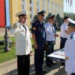 Посвящение в кадеты – КПКУ 2018.