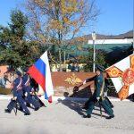 Поздравление воинов с Днем народного единства.